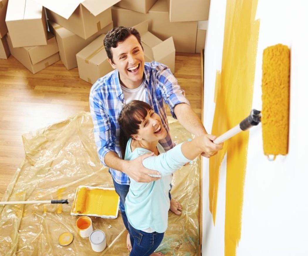 Consejos para que pintes tú mismo las paredes de tu casa