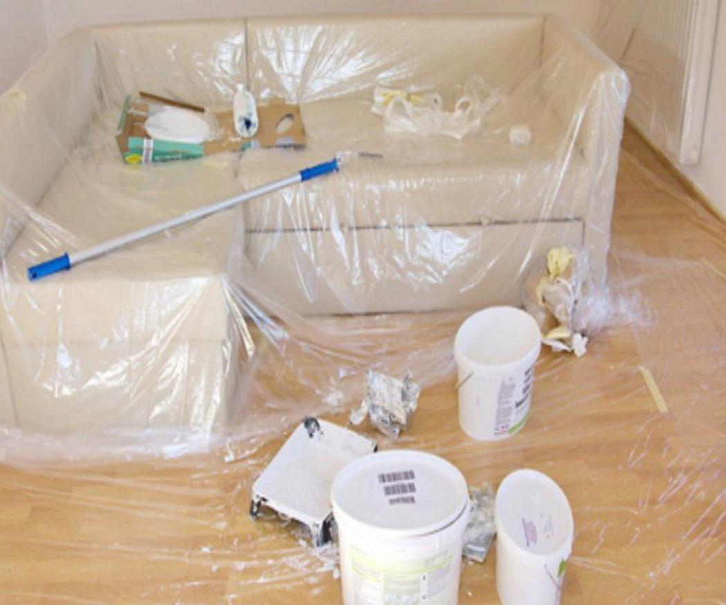 Herramientas básicas para los trabajos de pintura